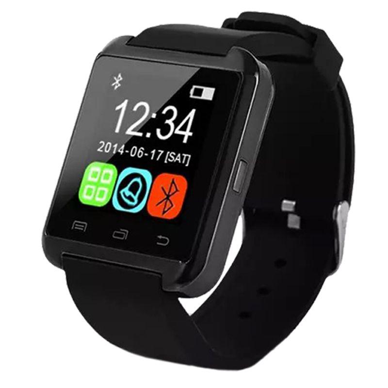 b7cfe791721 Neue u8 bluetooth smart watch telefon uhren sync mobiltelefon berufung id  sms pedometer sport armband gerät mode smartwatch   Price   US  39.00    FREE ...