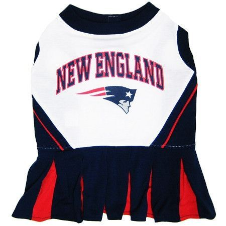 Officially Licensed New England Patriots NFL Dog Sports Gear ... bb355ab51