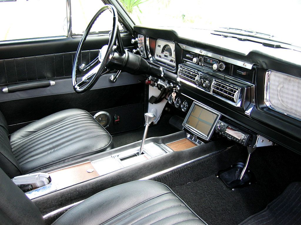 Absolutely Awesome 1967 Super Wagoneer Interior So Classic The