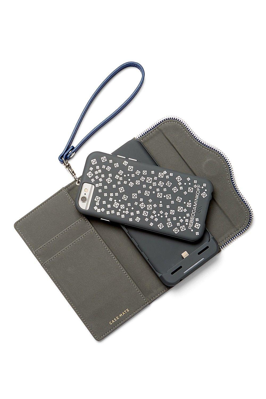finest selection 130a7 7df74 Charging Wristlet Wallet / Rebecca Minkoff | Tech | Wristlet wallet ...