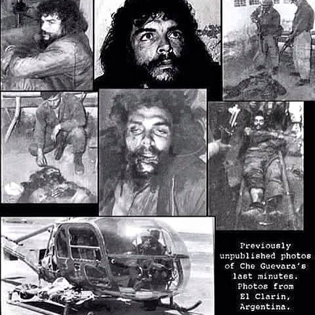 Florida Coal Cracker Chronicles: Che Guevara Killed on ... |Who Killed Che Guevara