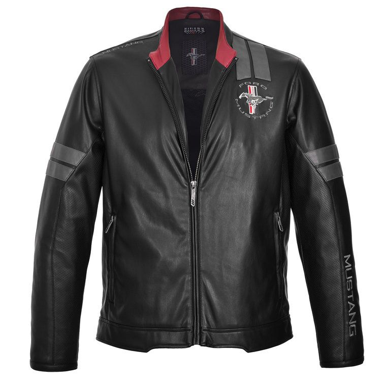 Race Ford Mustang Jackets