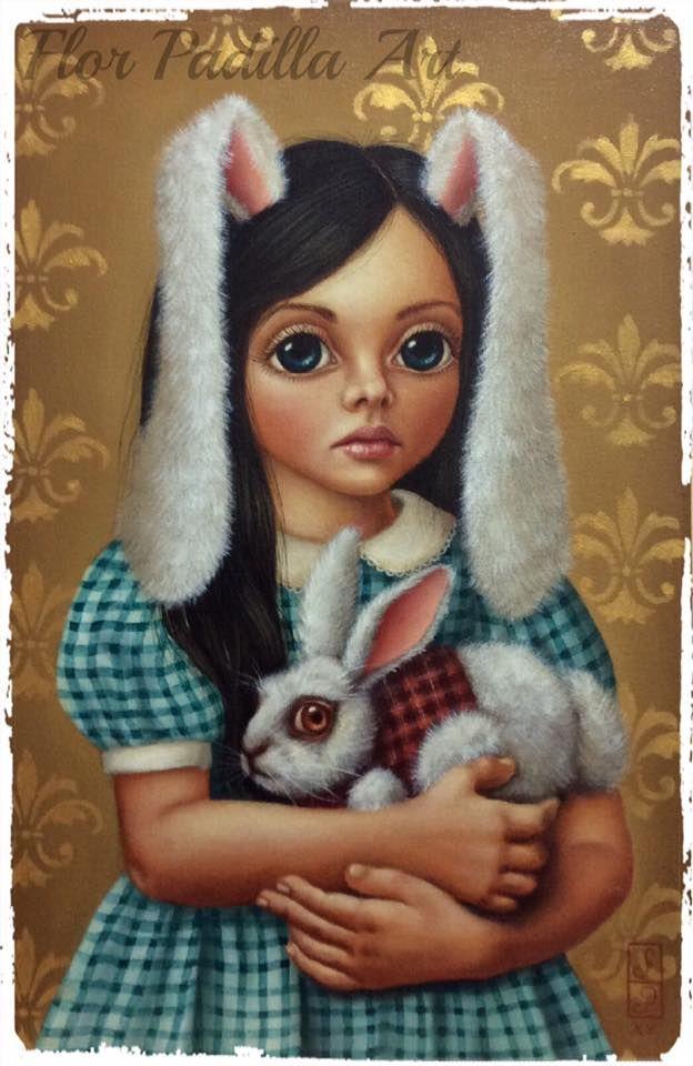 ALICE BY FLOR DE MARIA PADILLA