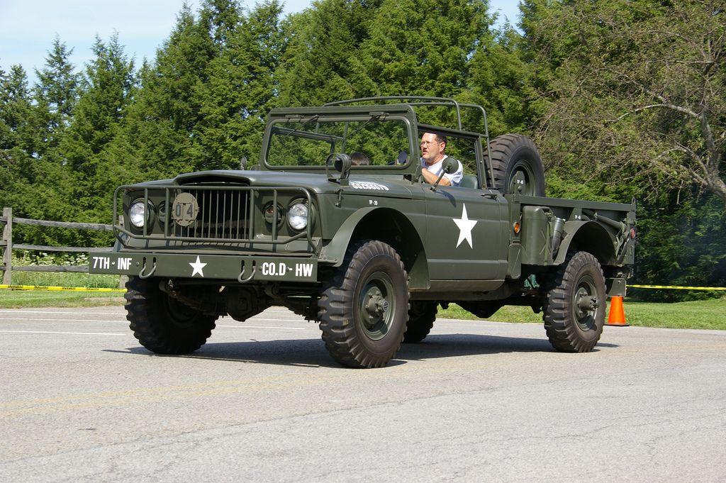 Kaiser Jeep M 715 Pickup Truck Jeep Truck Trucks Jeep Pickup