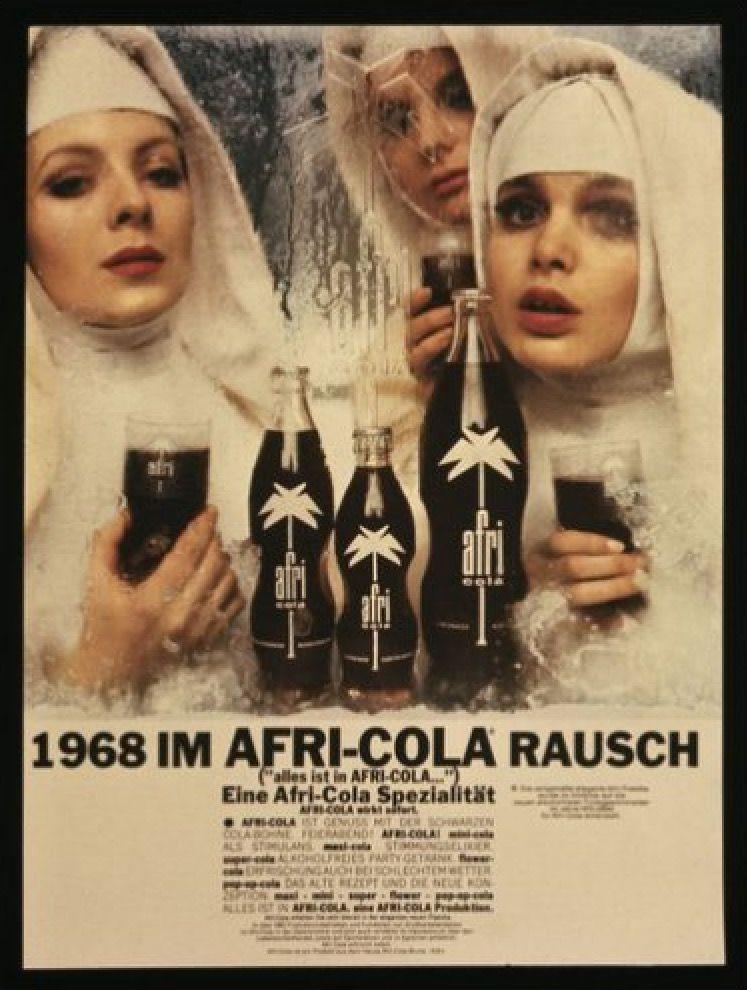 Afri Cola 1968 Werbung Das Verlorene Paradies Und Alte Werbung