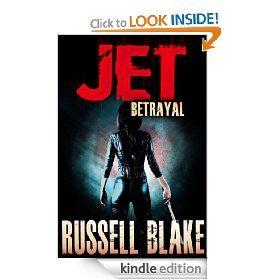 JET II - Betrayal (JET #2) [Kindle Edition], (action, hard-boiled