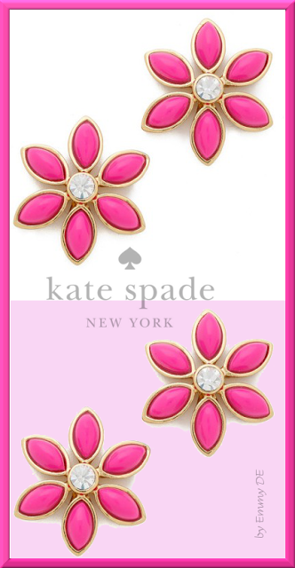 Brilliant Luxury by Emmy DE * Kate Spade New York 'Eyelet Garden' Stud Earrings