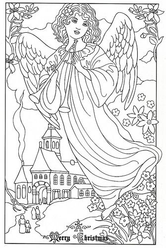 Mixed Coloring Book Pics Desenhos Para Colorir Desenhos E Anjos