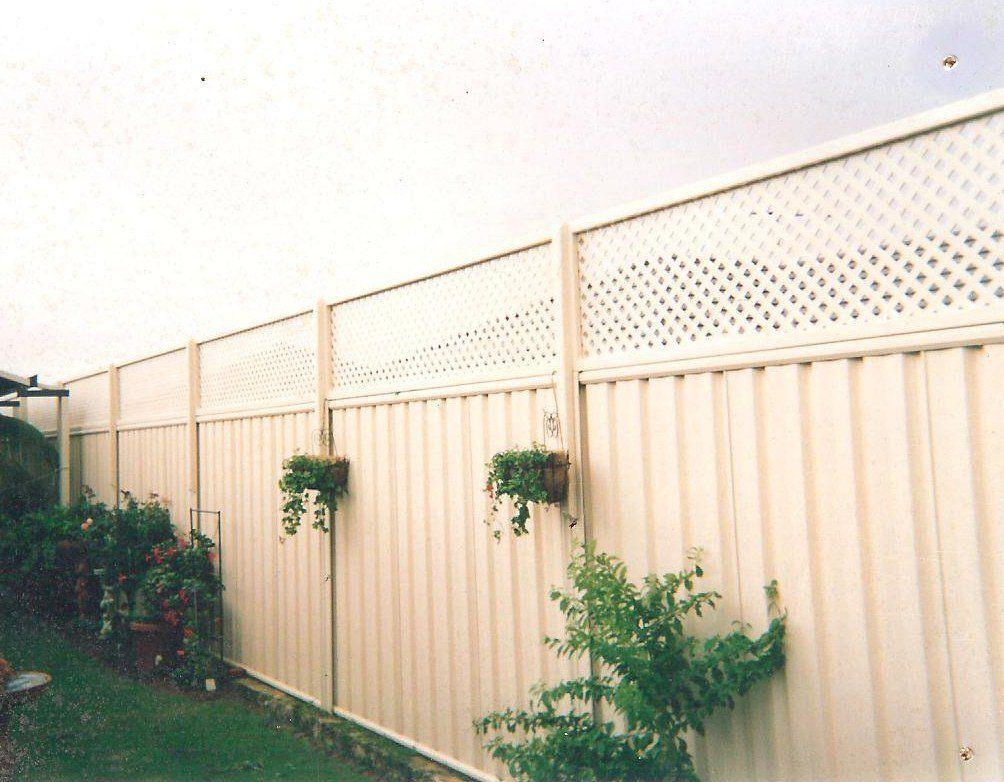 94 Plastic Lattice Fence Extension Patio Fence Privacy Screen