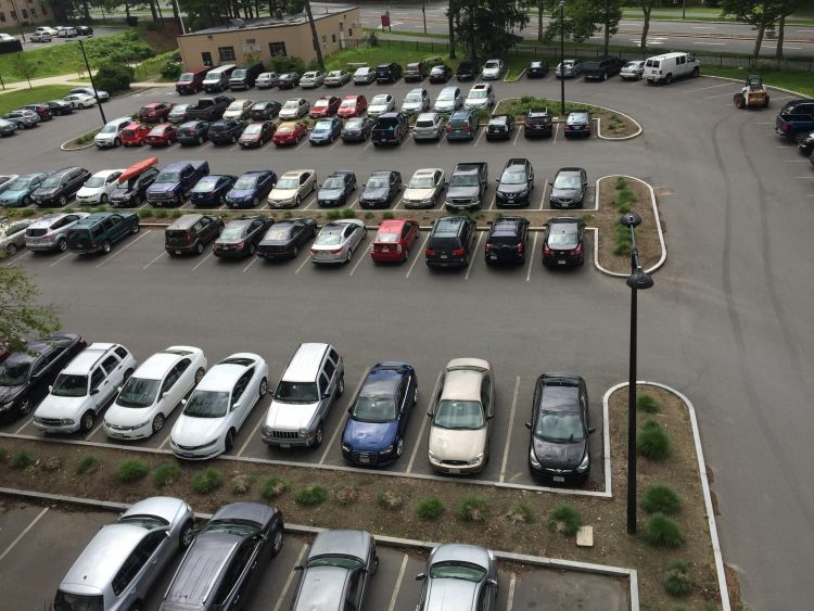 An open letter to parking services with images