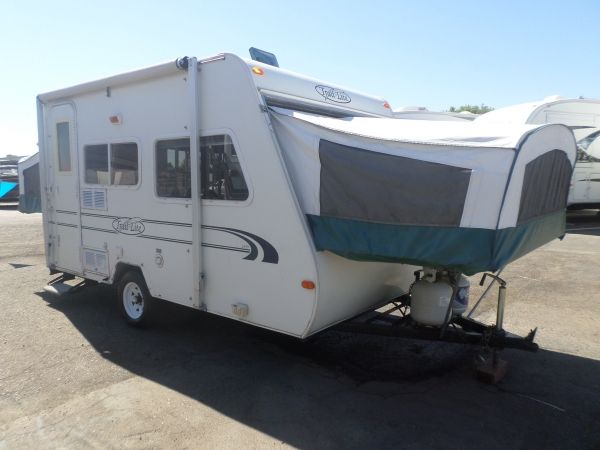 16+ Used hybrid campers for sale background
