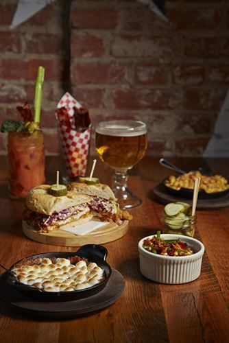 Cincinnati Magazine Top 10 Best New Restaurants The Eagle Otr Photograph By Aaron M Conway Oms
