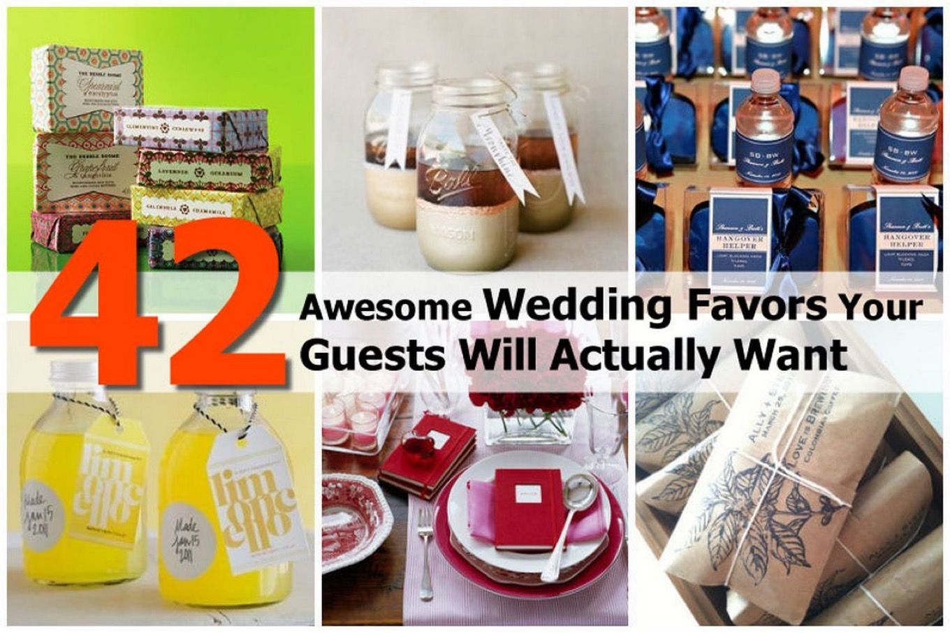 Wedding Favors Allow You To Give Each Of Your Guests A Simple Thank
