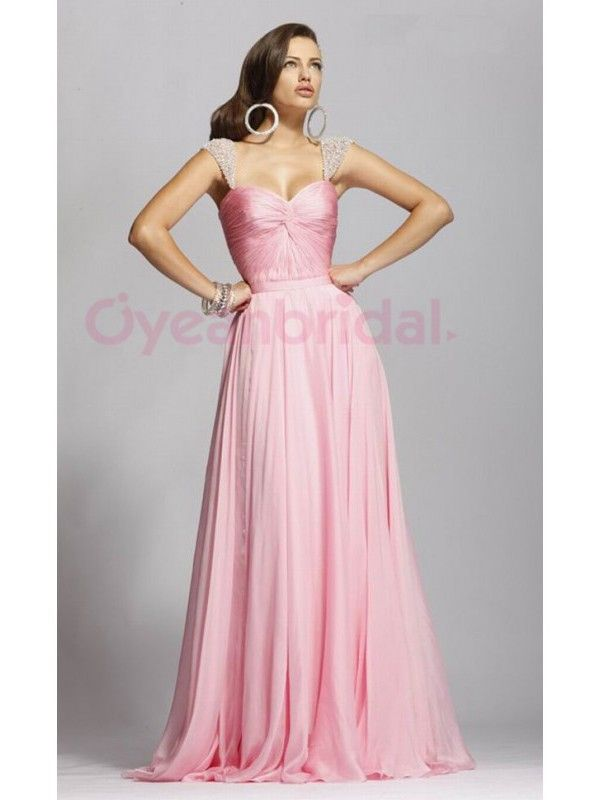 capped sleeve evening dress - Google Search | bridal party ...