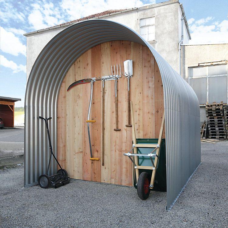 Gartenhaus Anbaumodul エコハウス, 小屋を建てる, 小屋の計画