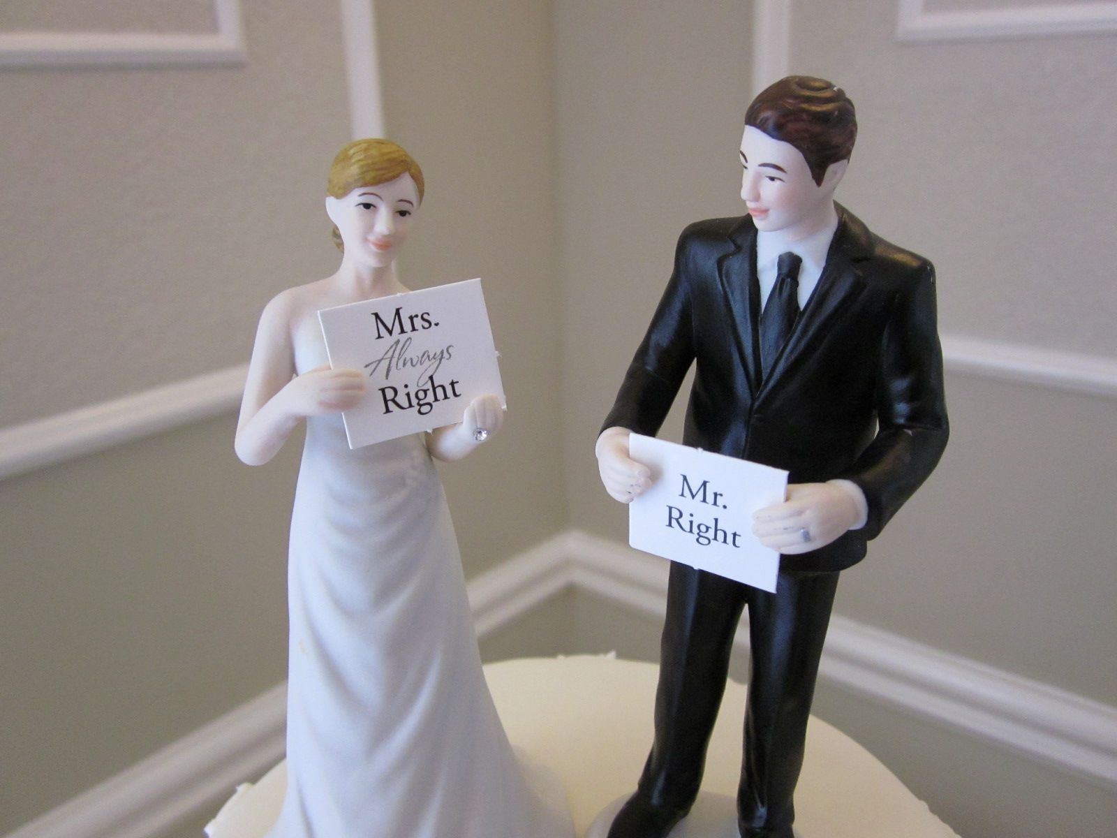 Introduction Funny Wedding Cake Toppers