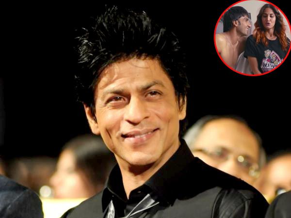 Shah Rukh Khan has something quite interesting to say about the 'Befikre' trailer. Check it out.