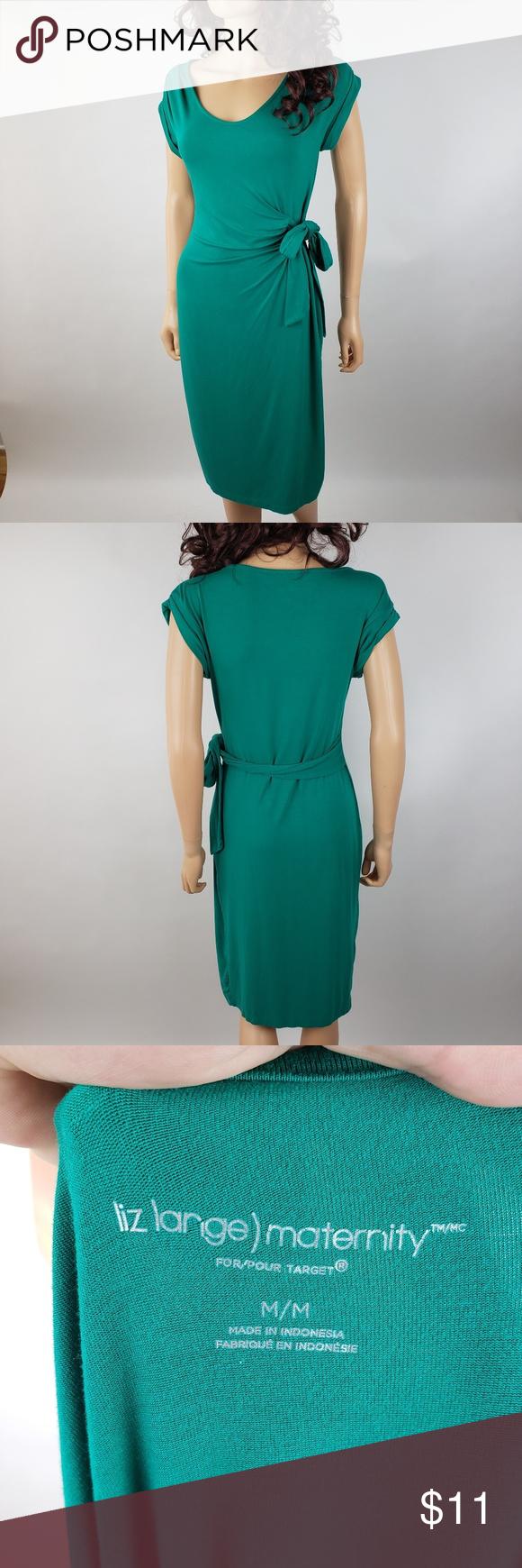 Liz Lang Maternity Green Dress Green Dress Target Maternity Dresses [ 1740 x 580 Pixel ]