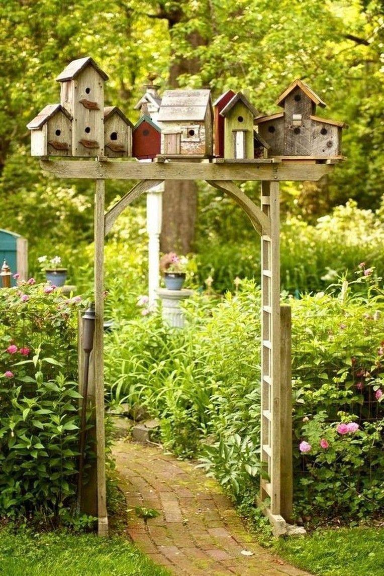 garden fence #gardencare 47 Incredible Garden Fence Designs Ideas #garden #gardenfences #gardendesignideas