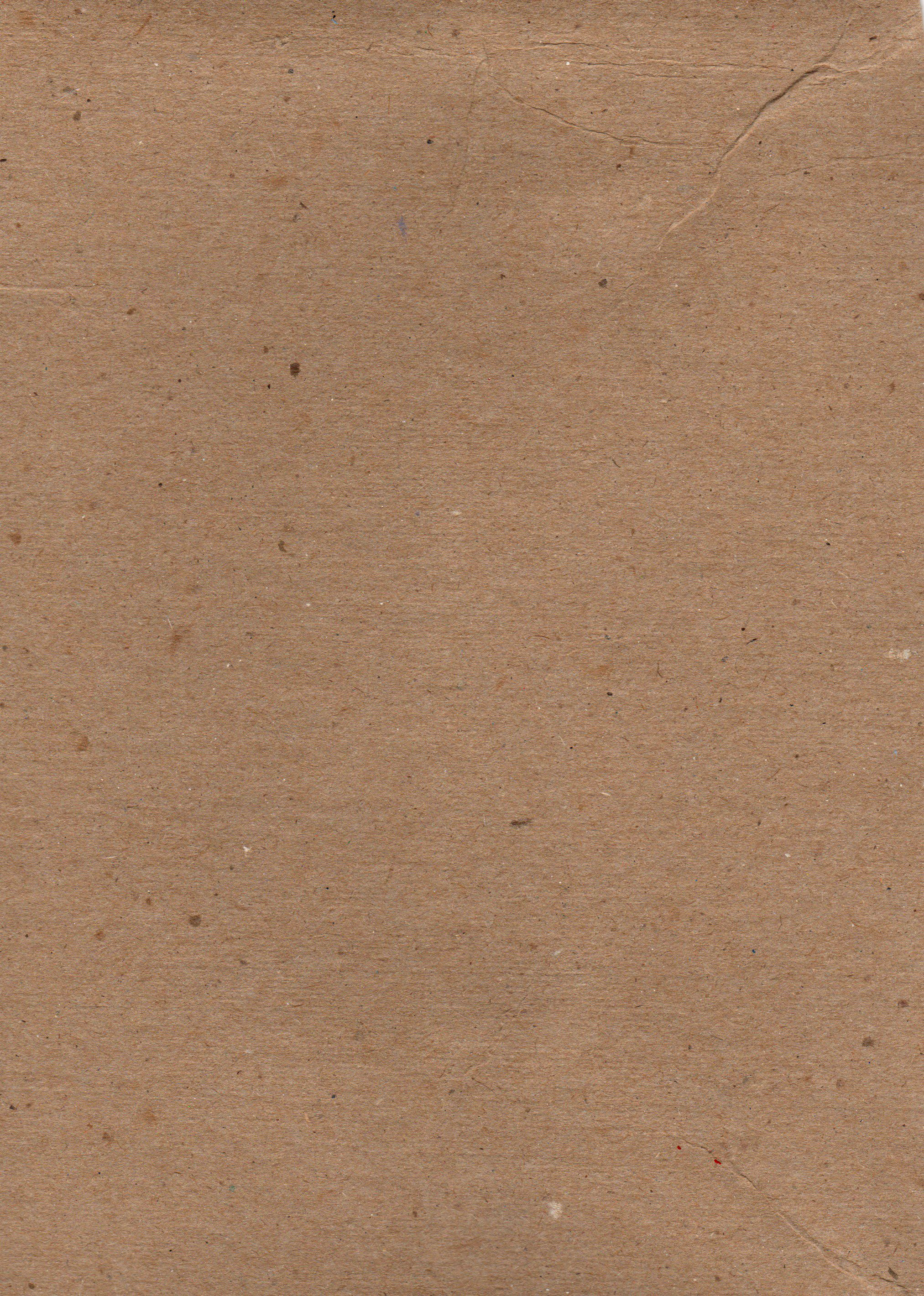Brown Paper And Cardboard Texture