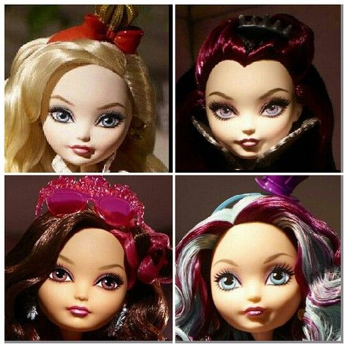 Ever After High Dolls All   Ever After High Dolls From Mattel
