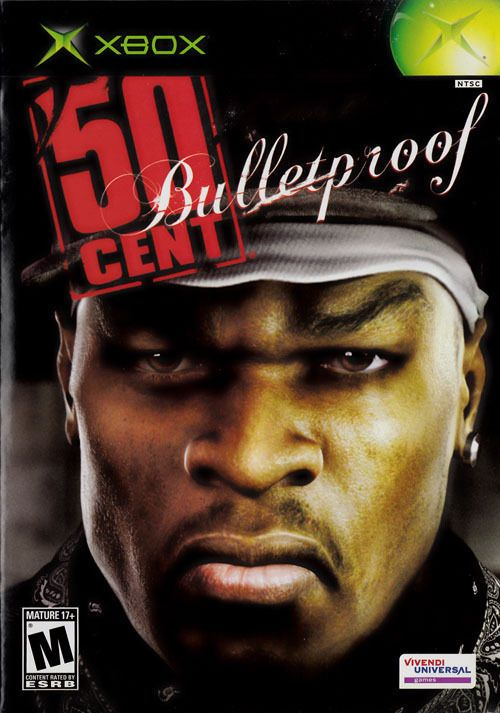 50 Cent Bulletproof 50 Cent Playstation 2 Playstation