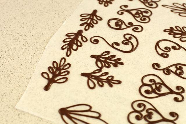 Картинки для украшения тортов шоколадом, чихуахуа