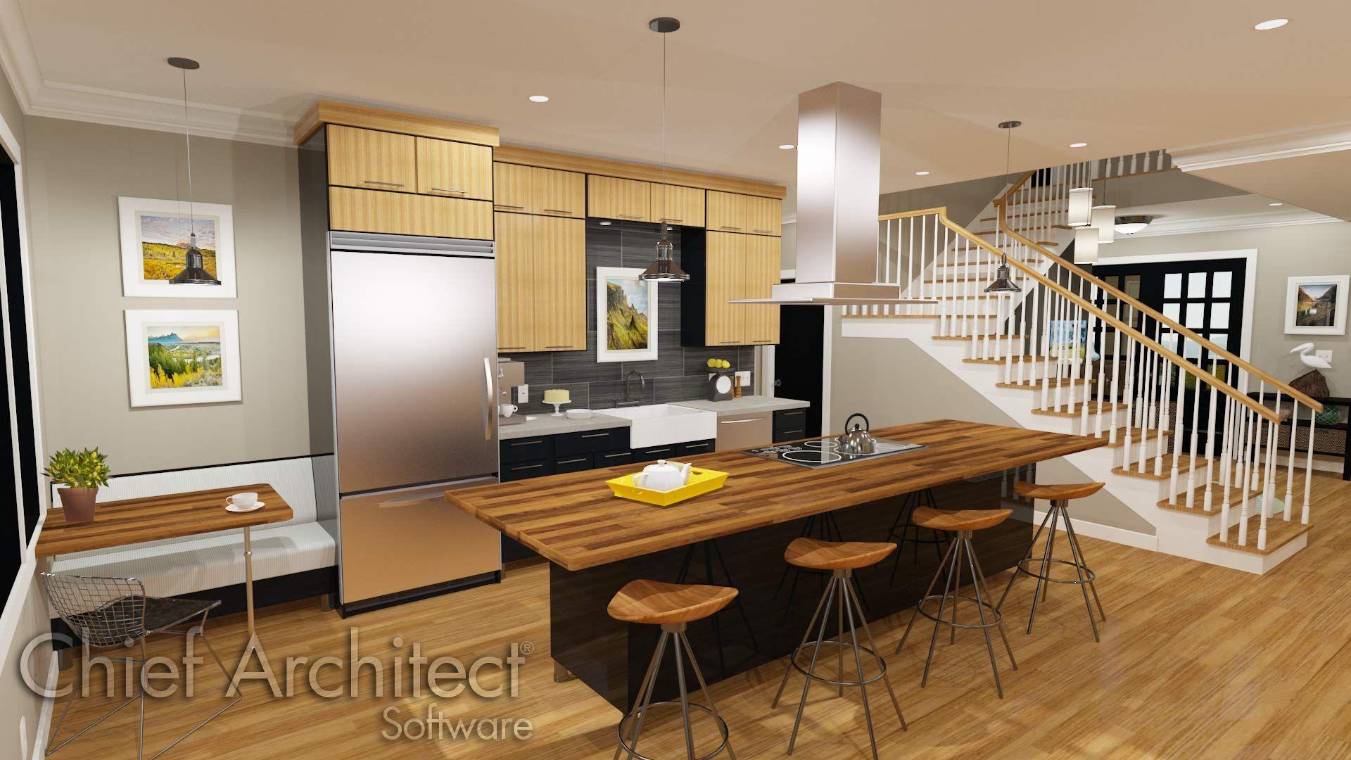 Chief Architect Kitchen Chief Architect House Design Architect