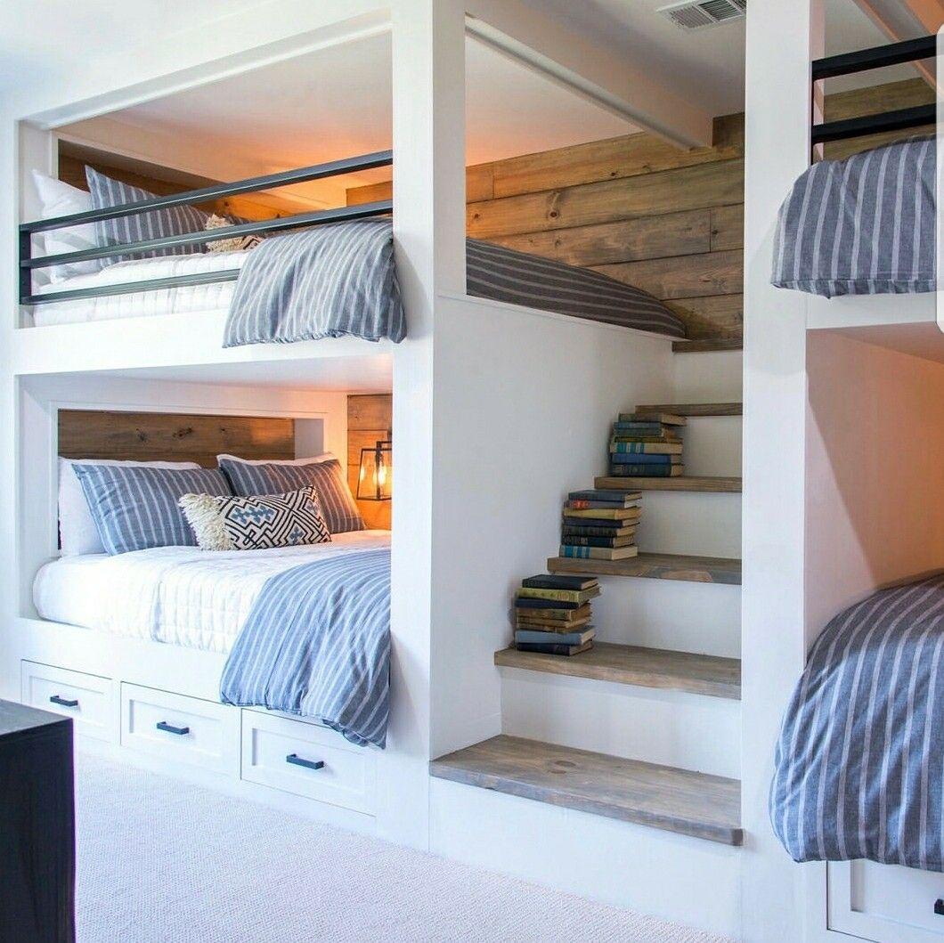 Queen Size Bunk Beds Bunk Beds Built In Built In Bunks Bunk Beds