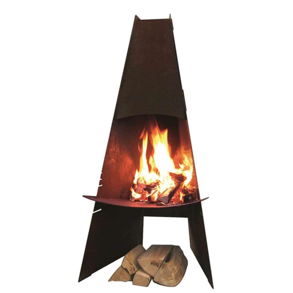 Feuerstelle Garten, Im Freien Und