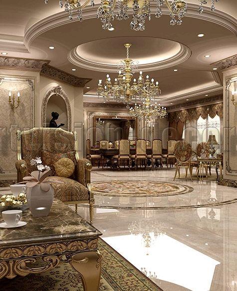 Luxus Interieur Design #traditionalkitchen