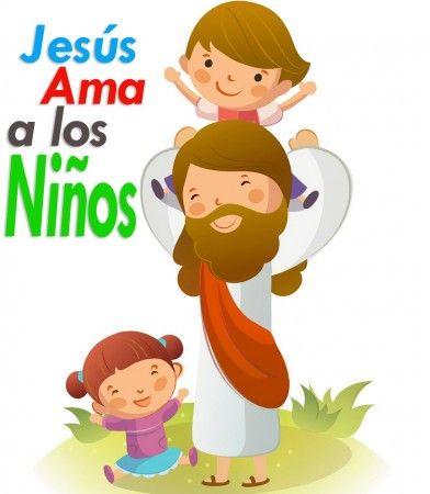 Imagenes Cristianas Catolicas Para Niños 4 Niños Para Dios