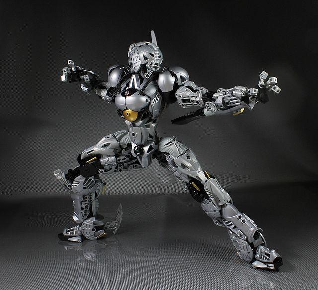 Silver Blade Assassin