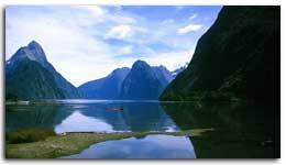 Hike the Milford Track. #fitnessbucketlist #fitfluential