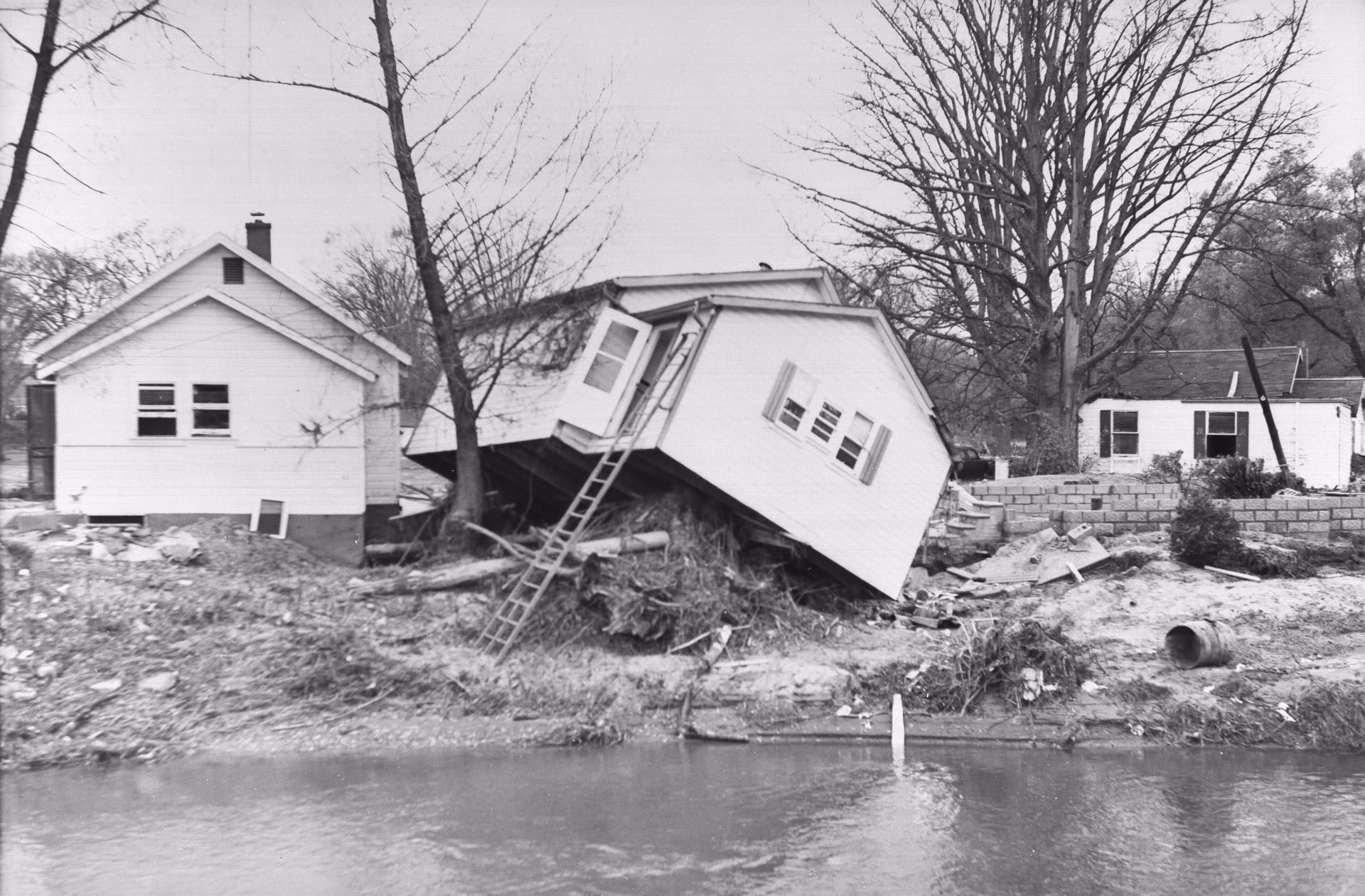 The Following Months Were Spent Dealing With The Housing Crisis Caused By 180 Completely Destroyed Homes And The Over Hurricane Hazel Ontario Landscape Photos