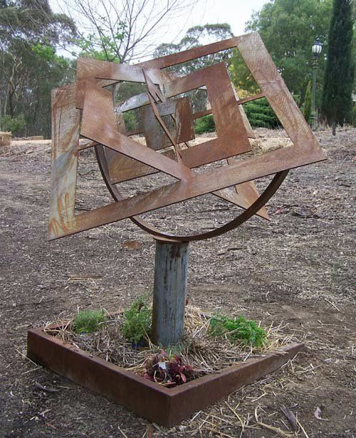 by Tait Decorative Iron, Castlemaine | Wrought iron garden ...