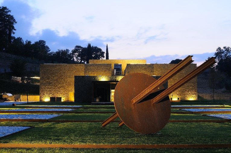 Icario Winery by Studio Valle. Discovering the Architecture of Wine in Tuscany