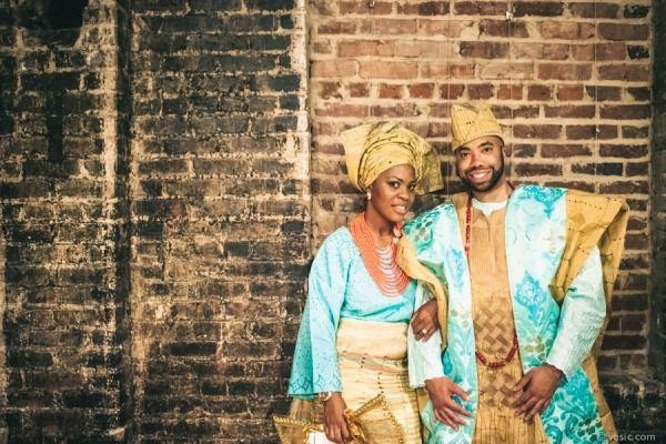 Vibrant Nigerian Wedding In Raleigh, North Carolina