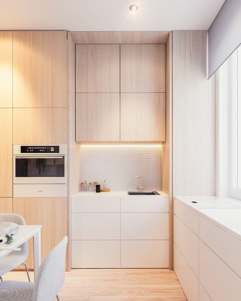 La déco minimaliste - Blog Déco Design DIY | 5 | Cocina ...