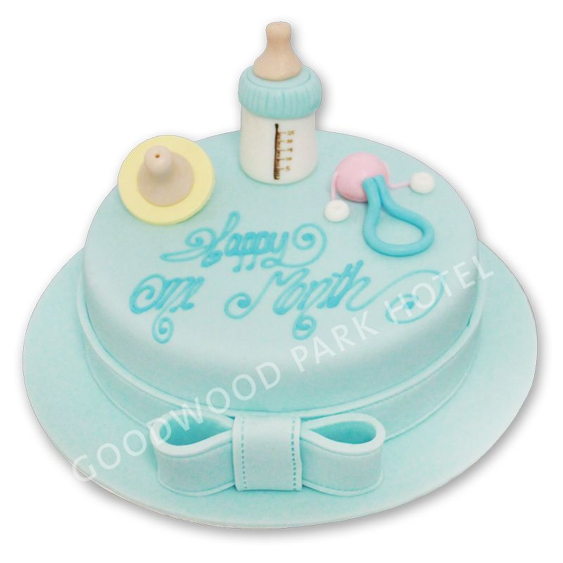 Baby S 1st Month Cake By Goodwood Park Hotel