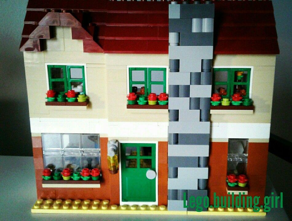 Lego house by lego.building.girl   LEGO LEGO LEGO!!!   Pinterest ...