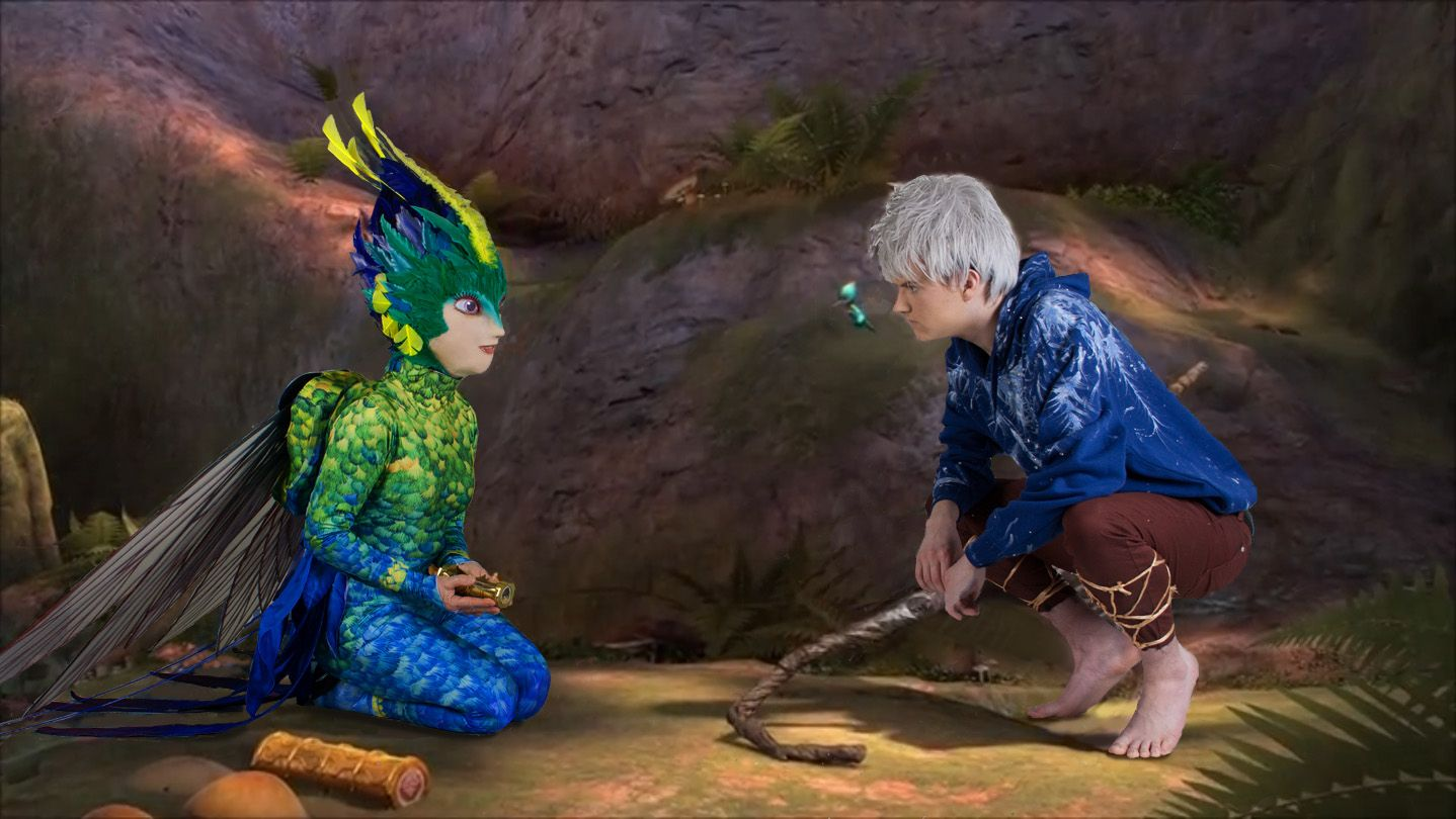Pin On Rise Of The Guardians Tooth Fairy Cosplay