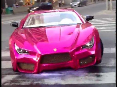 pinkenisha mckinney on riding in style | lamborghini, dream cars