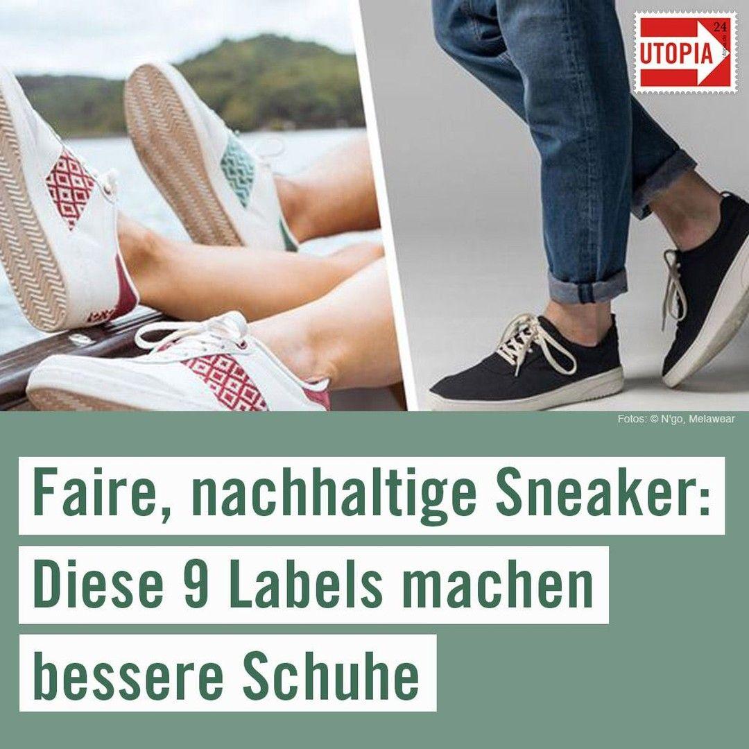 Veja, ekn, Mela Wear 10 Labels für bessere Sneaker   Faire schuhe ...
