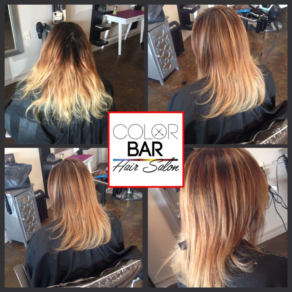 Balayage I Did On My Guest Corpus Christi Texas Balayage Color Hair Salon Balayage