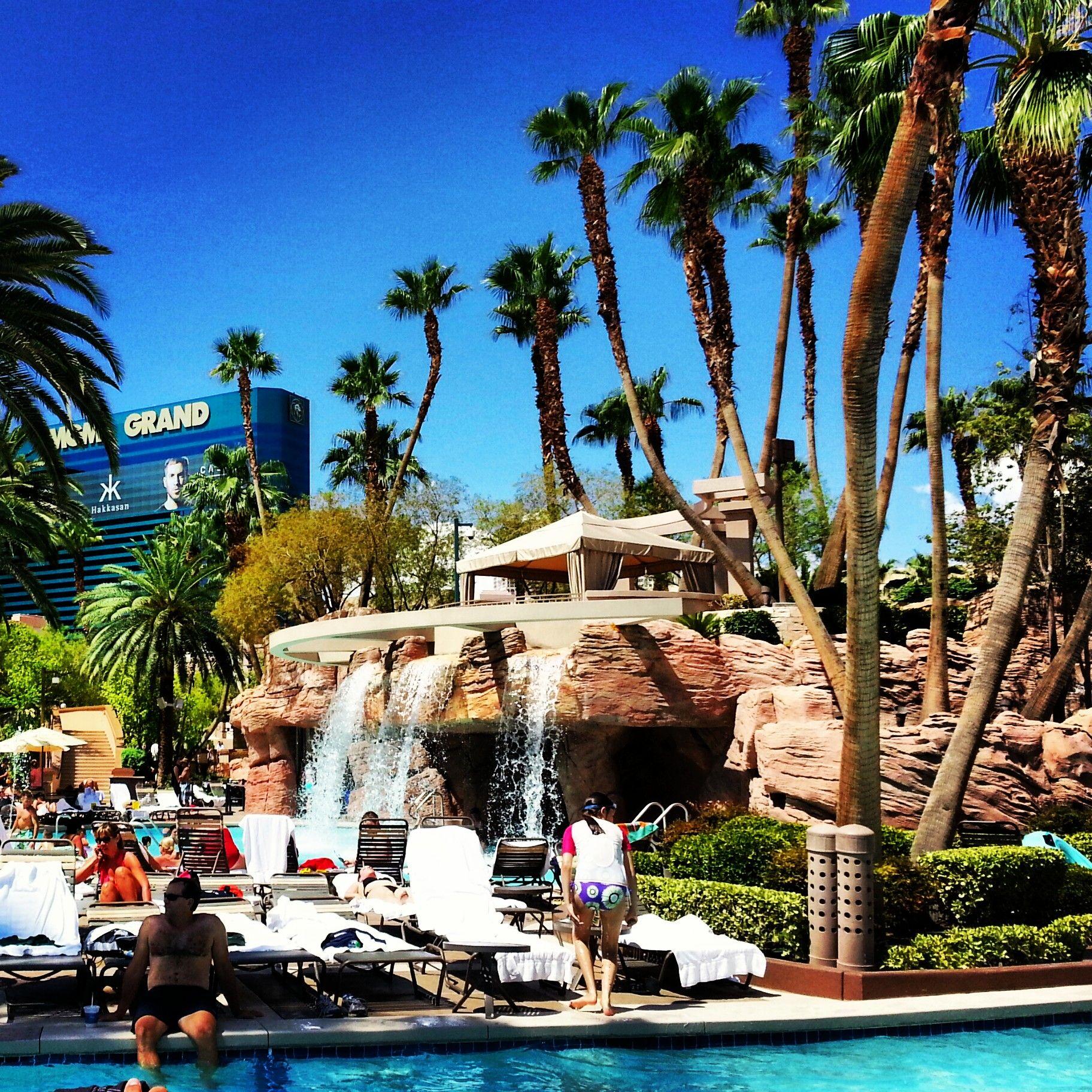 Grand Pool Complex Summer Destinations Vacation Pool