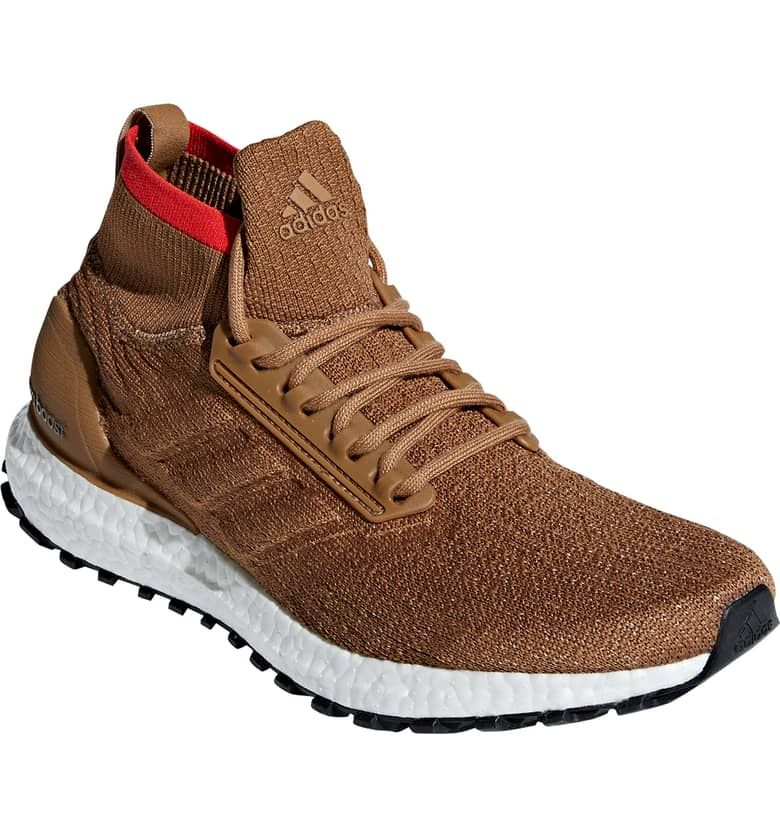 adidas UltraBoost All Terrain Water Resistant Running Shoe (Men ...