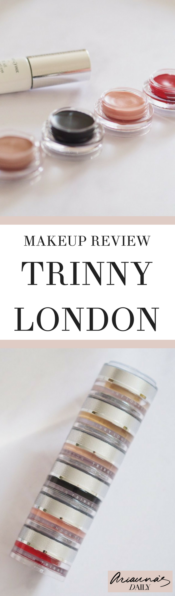 Trinny London A New Makeup Brand To Love Makeup reviews