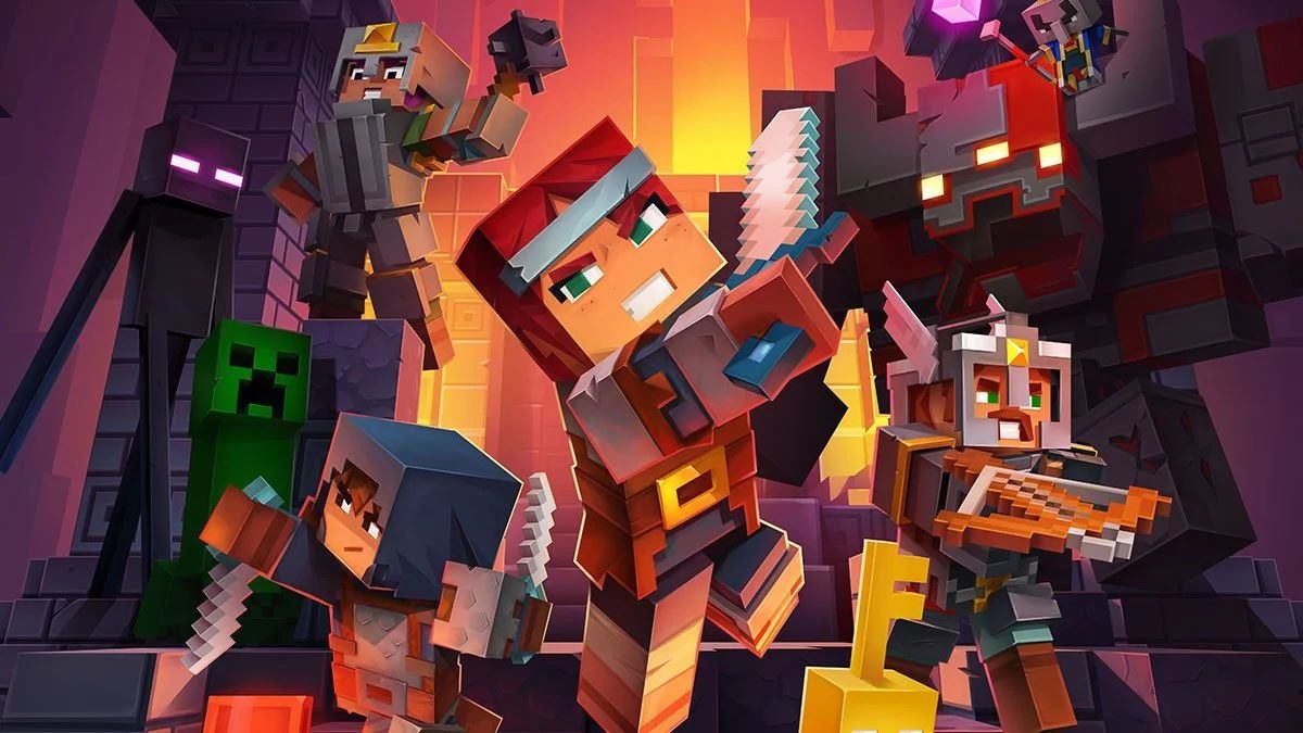Minecraft Dungeons Cross Play New Dlc Arrives Later This Year
