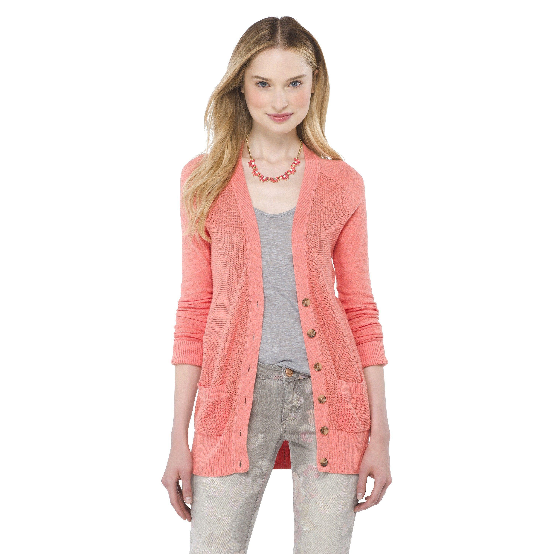 Mossimo Supply Co. Boyfriend Cardigan : Target | WANTS | Pinterest ...